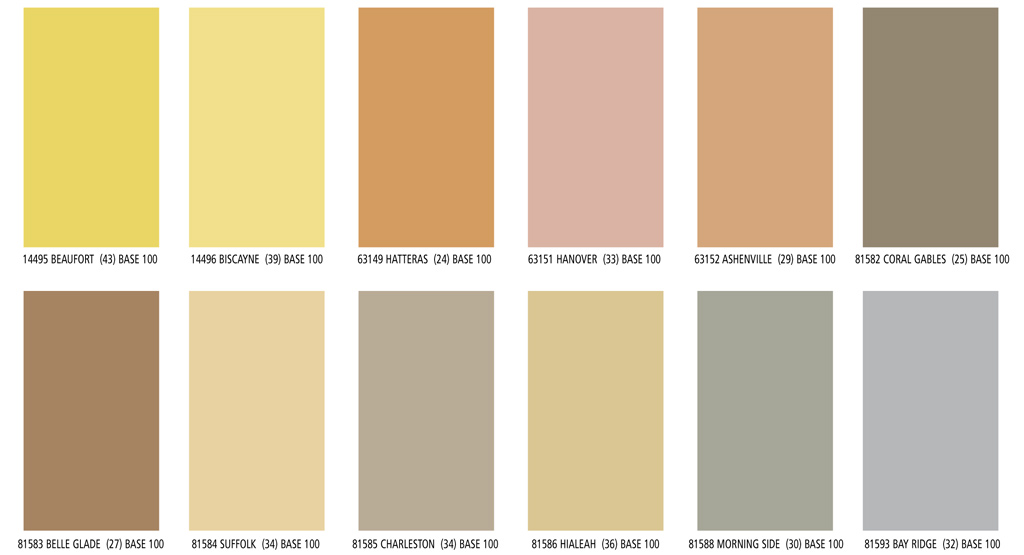 popular stucco finishes color charts lahabrastandard colorspremium colors parex